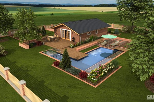 Postavený dům - Bungalow 13