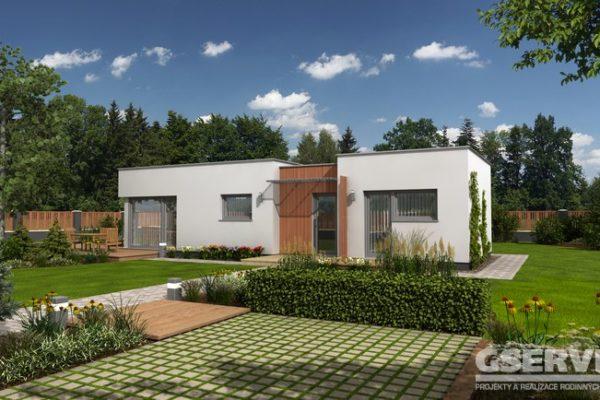 Projekt domu - Alegro C