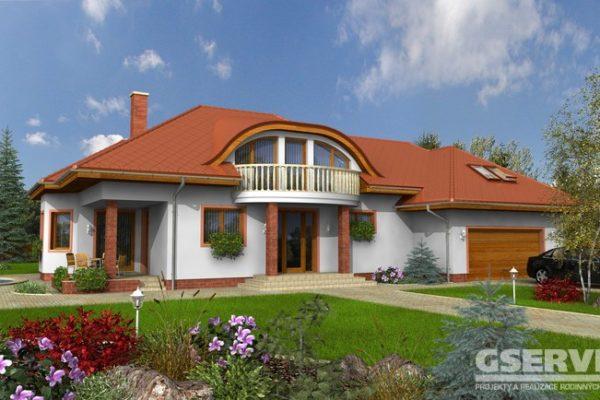Projekt domu - Arie 2 Plus