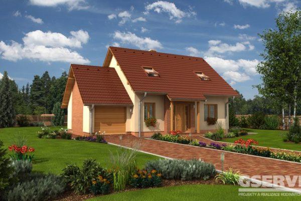 Projekt domu - Astra Plus