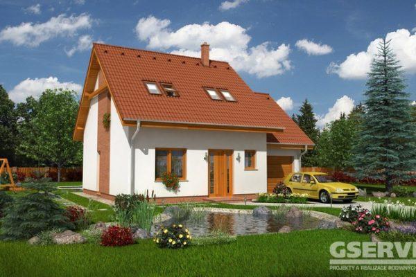 Projekt domu - Atol Plus