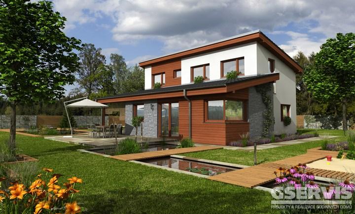 Projekt domu - Aygon