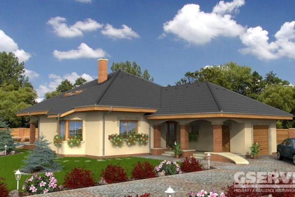 Projekt domu - Beta