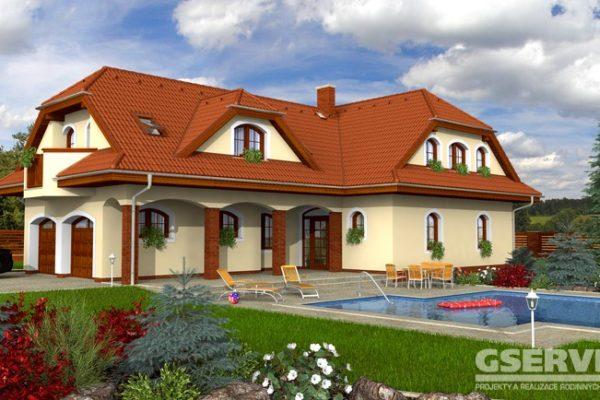 Projekt domu - Elegant 160
