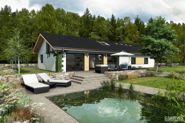 Postavený dům - RD Meridian