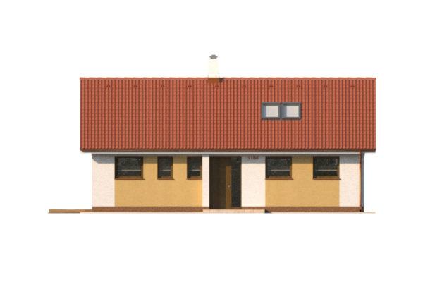 Projekt domu - Bungalov 1184