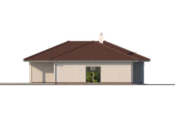 Projekt domu - Bungalov 1273
