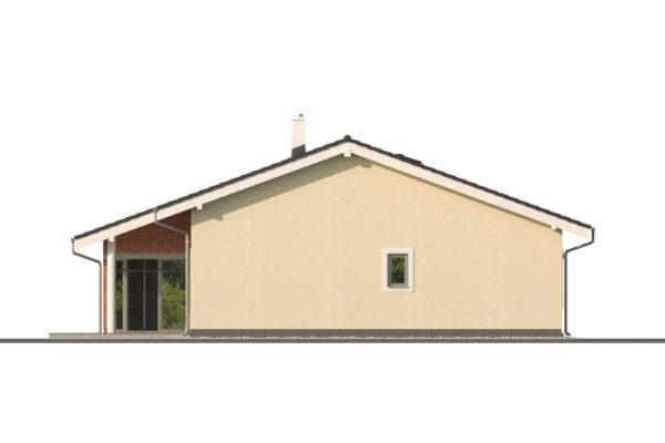 Projekt domu - Bungalov 1271