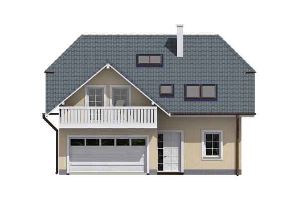 Projekt domu - Dominant 138