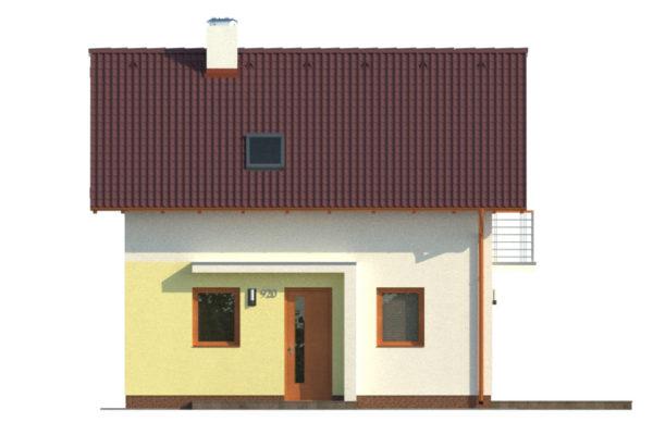 Projekt domu - Aktual 920