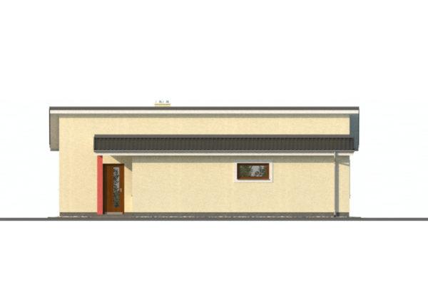 Projekt domu - Bungalov 1077