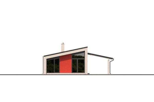Projekt domu - Bungalov-s 1408