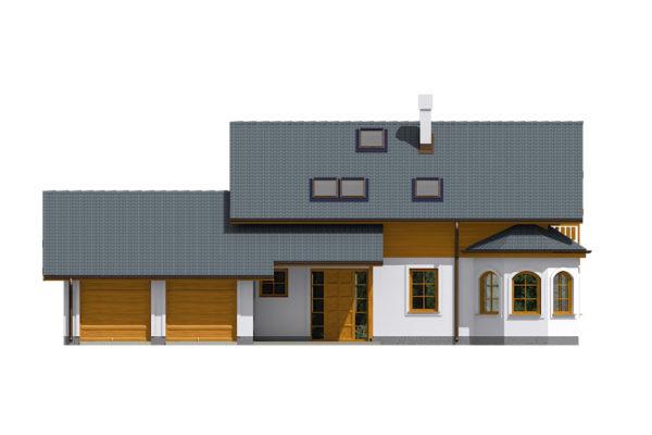 Projekt domu - Klasik 165