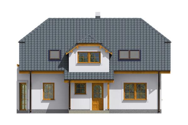 Projekt domu - Klasik 131