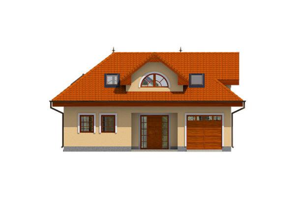 Projekt domu - Bungalov 094
