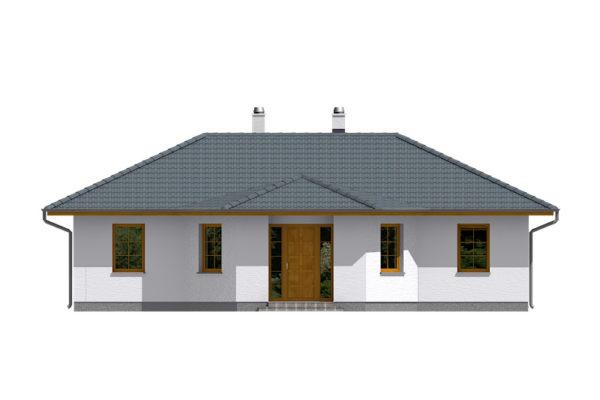 Projekt domu - Bungalov 079