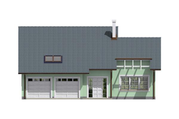 Projekt domu - Komfort 146