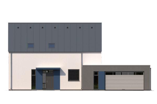 Projekt domu - Aktiv 2022