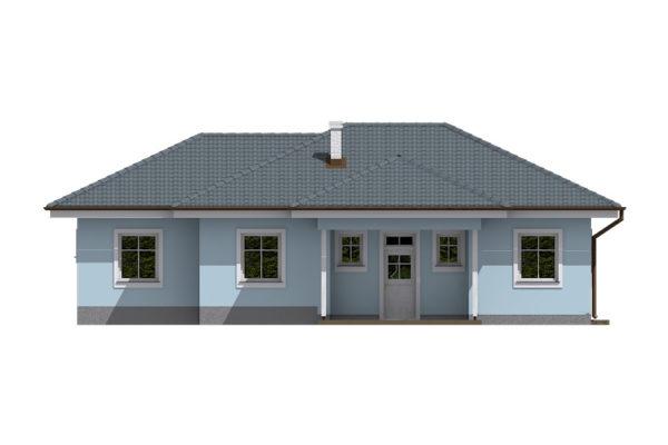 Projekt domu - Bungalov 068