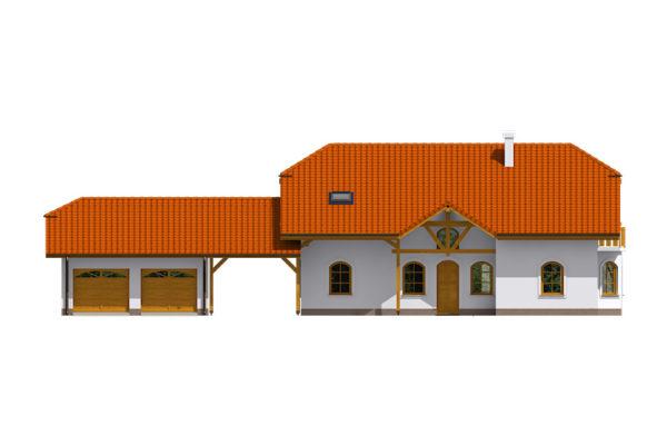 Projekt domu - Klasik 228