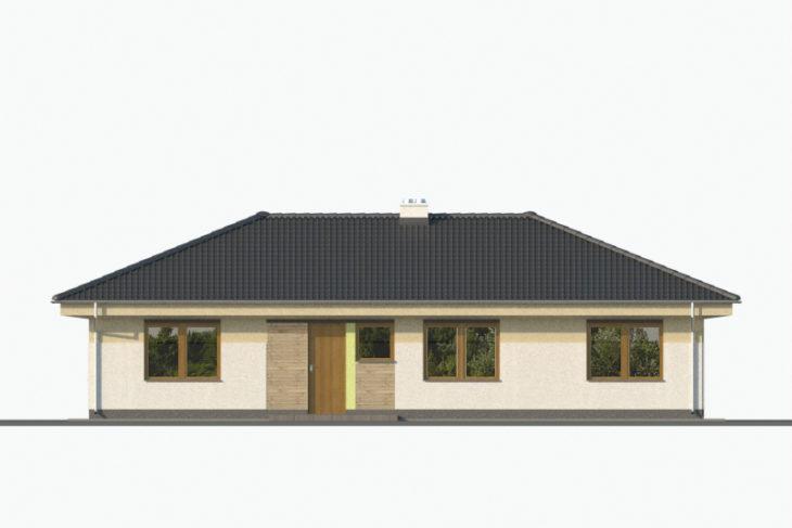 Projekt domu - Bungalov 979