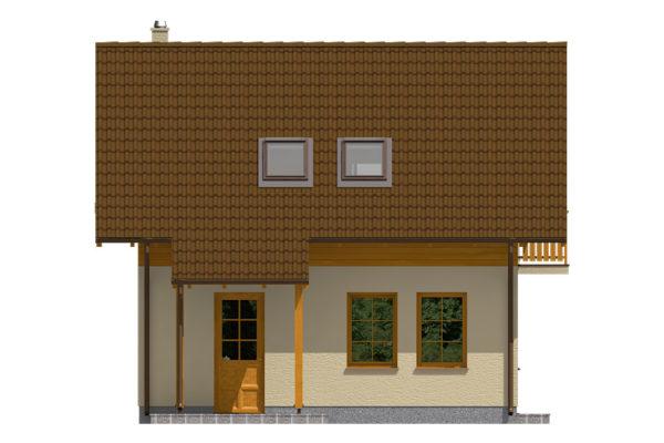 Projekt domu - Aktual 020