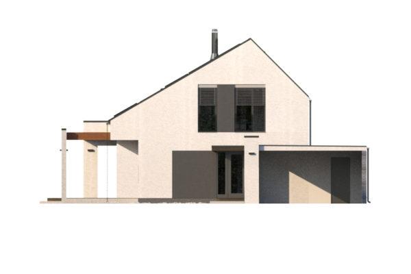 Projekt domu - Aktiv 2020