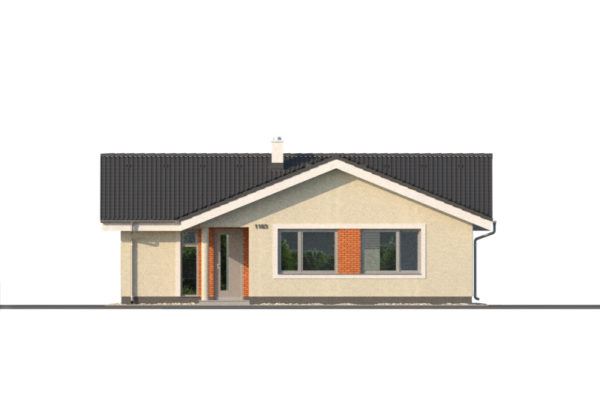 Projekt domu - Bungalov 1183