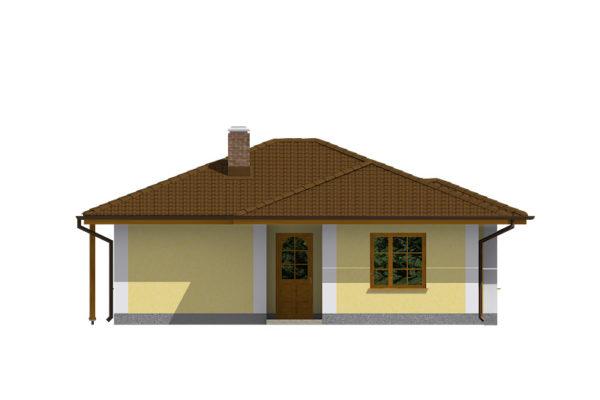 Projekt domu - Bungalov 074