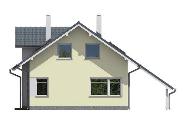Projekt domu - Aktual 035