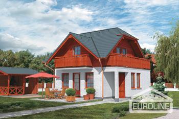 Projekt domu - Aktual 017
