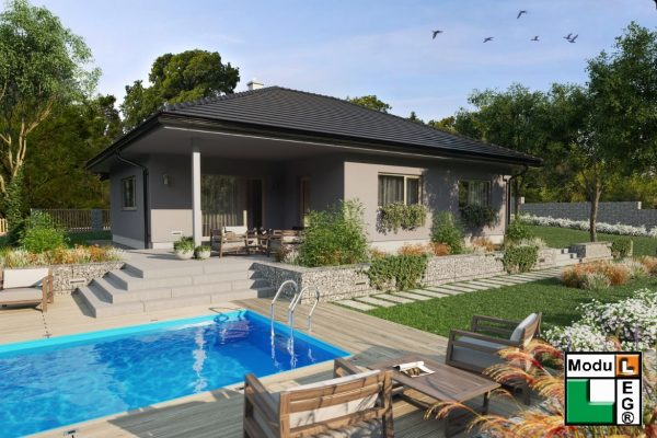 Projekt domu - B 106