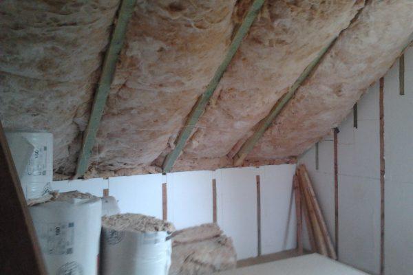 Výstavba RD Chomutov-výstavba domu na klíč -ÚED-Úsporně energetický dům-výplň modulů vatou | Pořádné zateplení je - potřeba to nešidit !! - Pořádné zateplení je – potřeba to nešidit !!