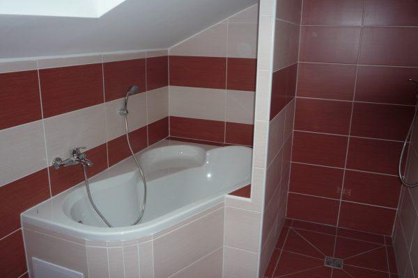 Výstavba RD Citice-výstavba domu na klíč !! Detailní fotogalerie stavby  !! | bezbariérový sprchový kout - bezbariérový sprchový kout