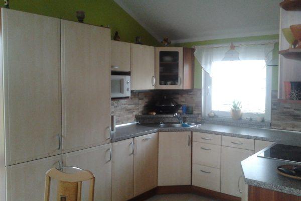 Výstavba RD Citice-výstavba domu na klíč !! Detailní fotogalerie stavby  !! | Kuchyň je velice útulná a prostorná - Kuchyň je velice útulná a prostorná