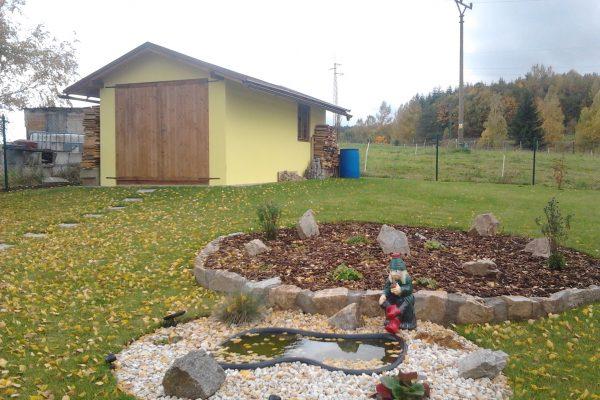 Výstavba RD Citice-výstavba domu na klíč !! Detailní fotogalerie stavby  !! | nesmí chybět boudička pro kutila a nebo na zahradní nářadí - nesmí chybět boudička pro kutila a nebo na zahradní nářadí