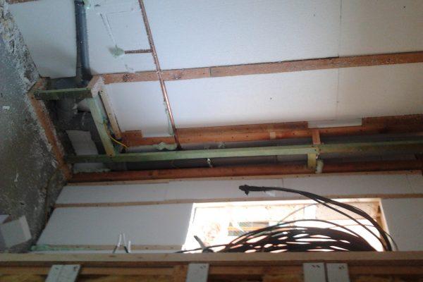 Výstavba RD Citice-výstavba domu na klíč !! Detailní fotogalerie stavby  !! | Rozvod vodo-instalace - Rozvod vodo-instalace
