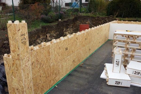 Výstavba RD Karlovy Vary II-dřevostavba domu svépomocí | 11 - 11