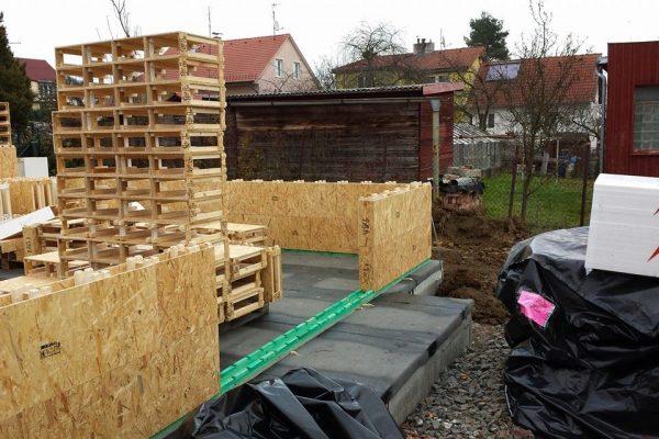 Výstavba RD Karlovy Vary II-dřevostavba domu svépomocí | 12 - 12