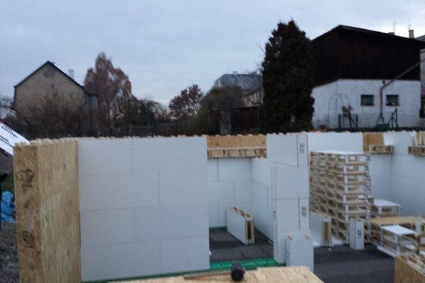 Výstavba RD Karlovy Vary II-dřevostavba domu svépomocí | 14 - 14