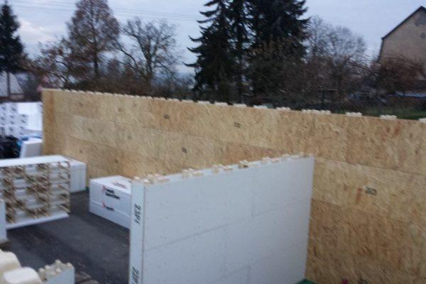 Výstavba RD Karlovy Vary II-dřevostavba domu svépomocí | 17 - 17