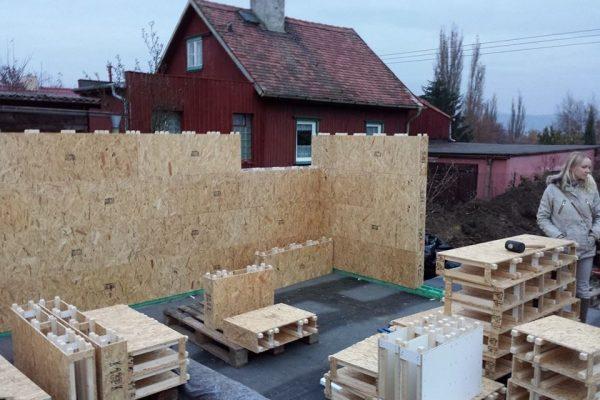 Výstavba RD Karlovy Vary II-dřevostavba domu svépomocí | 18 - 18