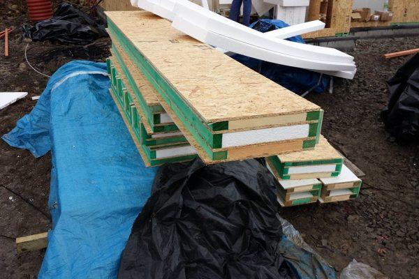 Výstavba RD Karlovy Vary II-dřevostavba domu svépomocí | 20 - 20