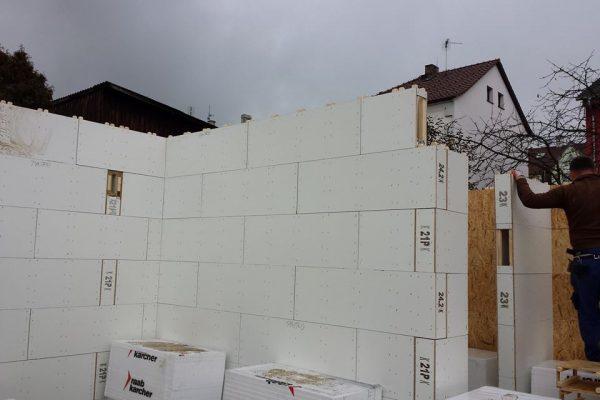 Výstavba RD Karlovy Vary II-dřevostavba domu svépomocí | 21 - 21
