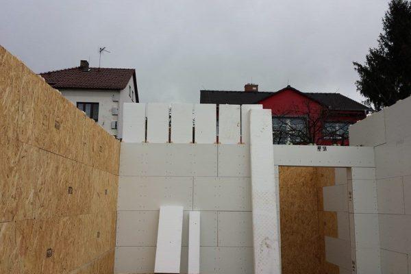 Výstavba RD Karlovy Vary II-dřevostavba domu svépomocí | 22 - 22