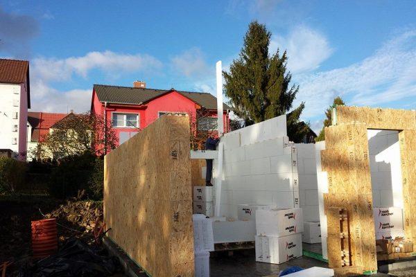 Výstavba RD Karlovy Vary II-dřevostavba domu svépomocí | 24 - 24
