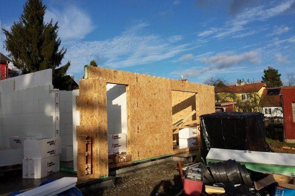 Výstavba RD Karlovy Vary II-dřevostavba domu svépomocí | 26 - 26