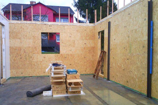 Výstavba RD Karlovy Vary II-dřevostavba domu svépomocí | 33 - 33