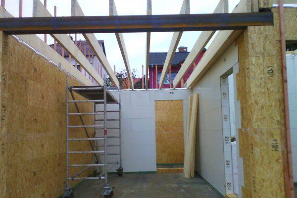 Výstavba RD Karlovy Vary II-dřevostavba domu svépomocí | 37 - 37