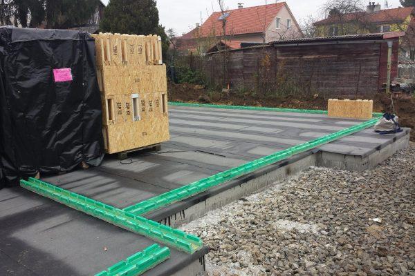 Výstavba RD Karlovy Vary II-dřevostavba domu svépomocí | 4 - 4